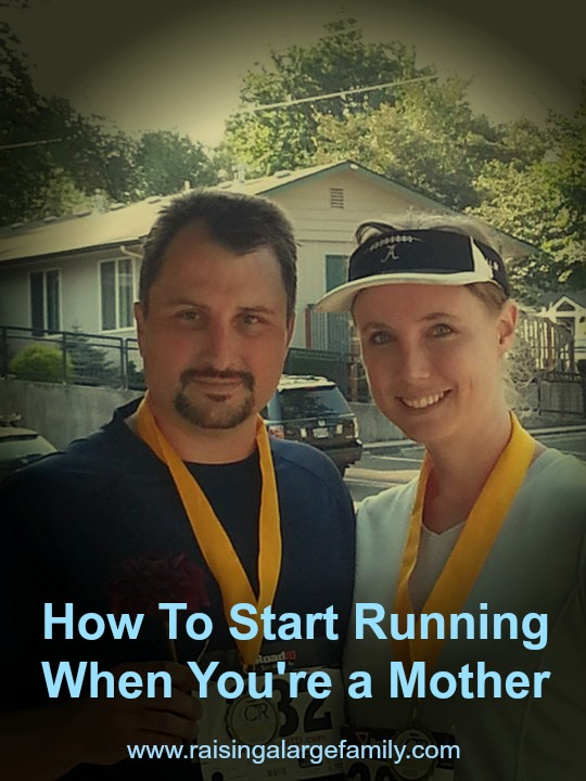 How to Start Running When You're a Mother – Couch to 5K