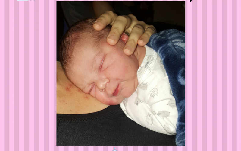 Martina's Birth Story